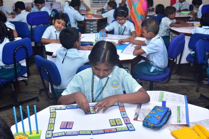 Sacred Heart International School-Maths Lab