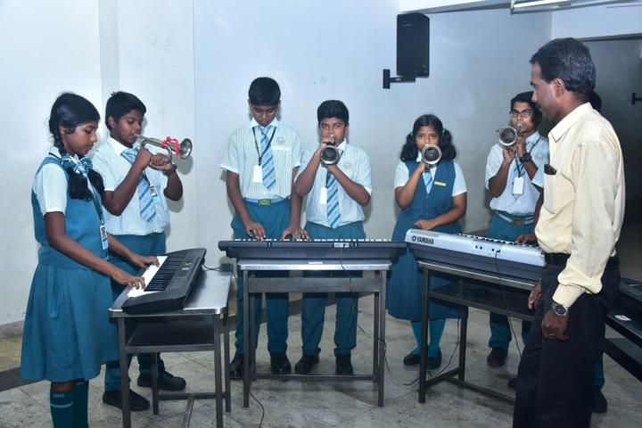 Sacred Heart International School-Music Room