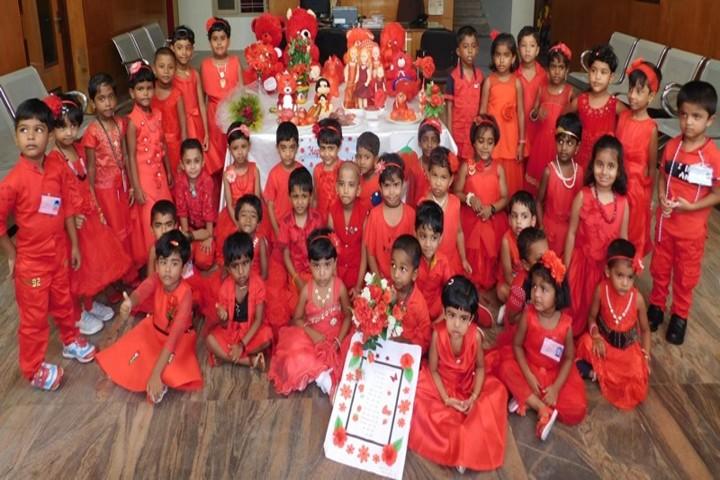 Sacred Heart International School-Red Day Celebration