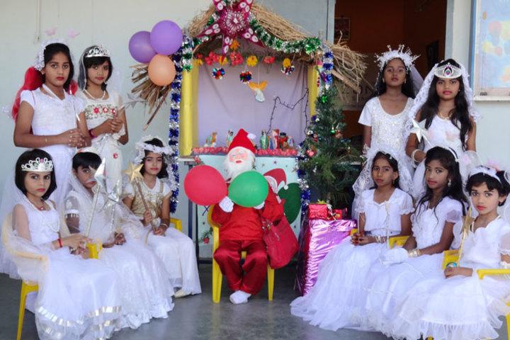 Amazon International School-Christmas Celebration