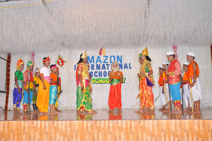 Amazon International School-Drama