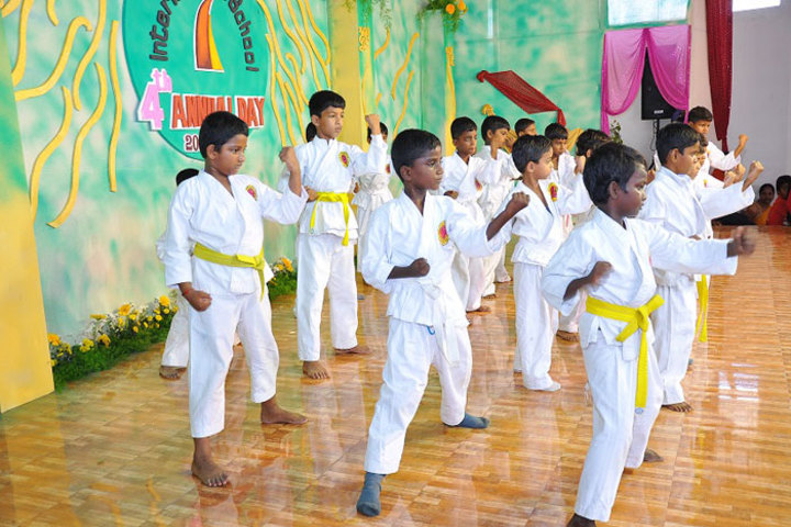 Amazon International School-Karate