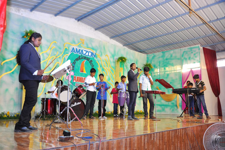 Amazon International School-Music