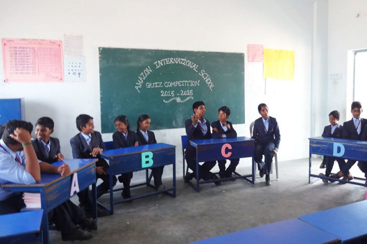 Amazon International School-Quiz Competition