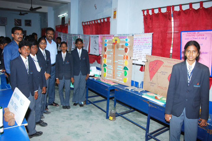Amazon International School-Science Exhibition