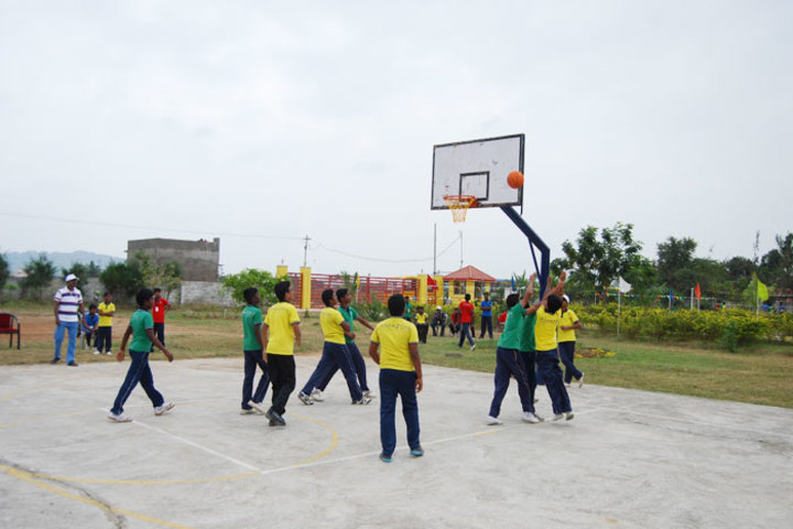 Amazon International School-Sports