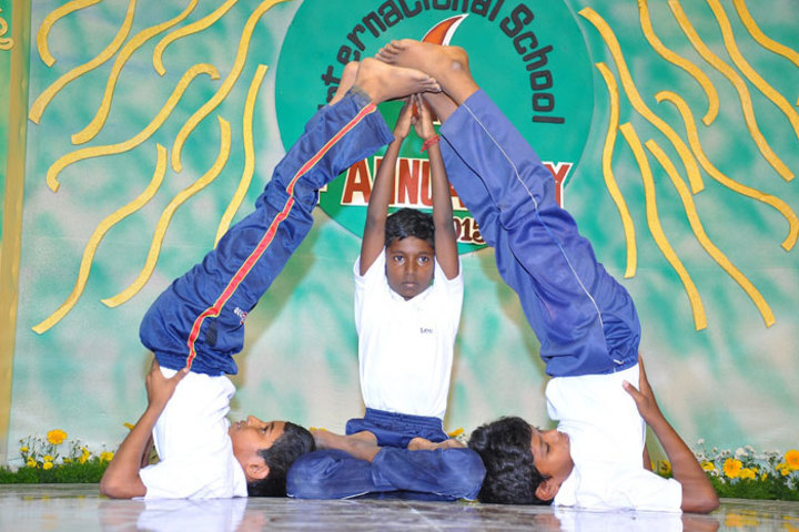 Amazon International School-Yoga