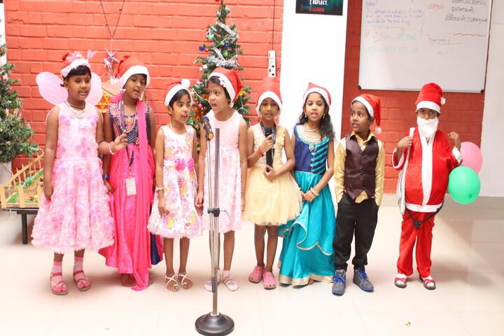 Primrose Schools-Christmas Celebration
