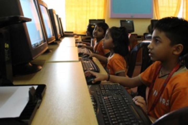 Primrose Schools-Computer Lab
