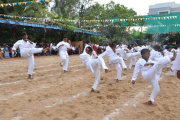 Primrose Schools-Karate