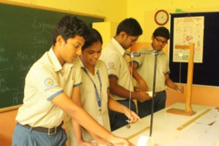 Primrose Schools-Physics Lab