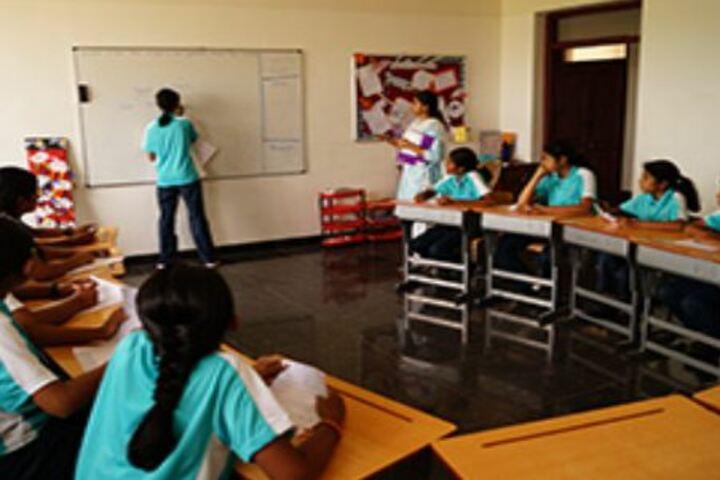 Kaumaram Sushila International Residential School-Class Room