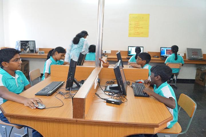 Kaumaram Sushila International Residential School-Computer Lab