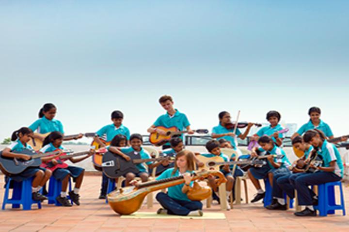 Kaumaram Sushila International Residential School-Music