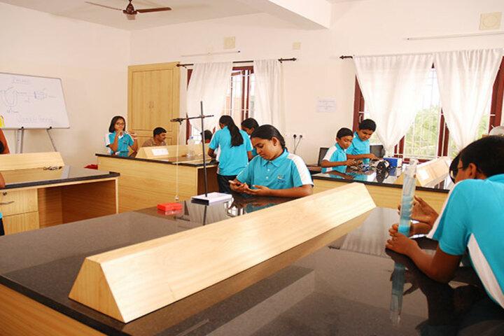 Kaumaram Sushila International Residential School-Physics Lab