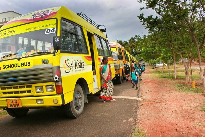 Kaumaram Sushila International Residential School-School Transport