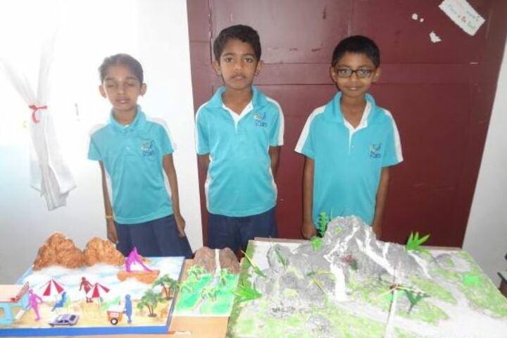 Kaumaram Sushila International Residential School-Science Exhibition