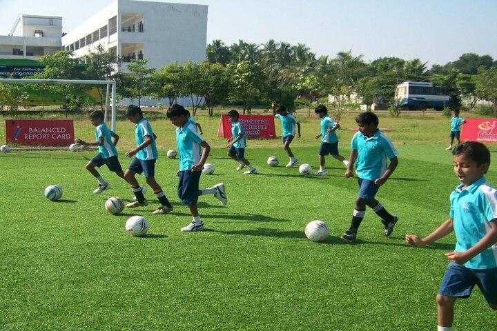 Kaumaram Sushila International Residential School-Sports