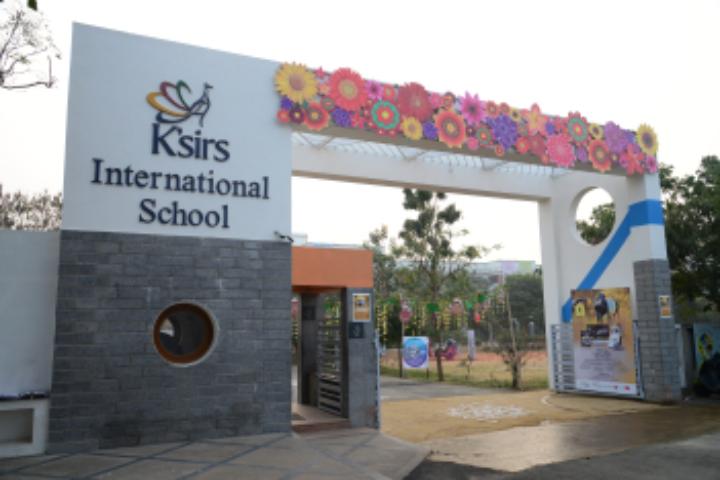 Kaumaram Sushila International Residential School - School Main Gate