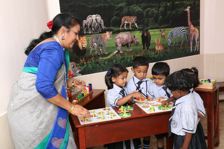 Carmel International School-Activity