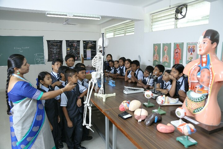 Carmel International School-Biology Lab