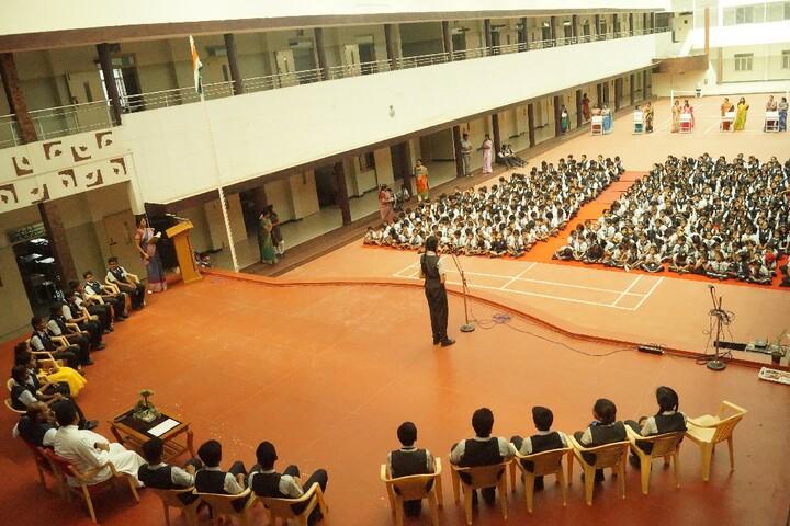 Carmel International School-Cabin ate Election