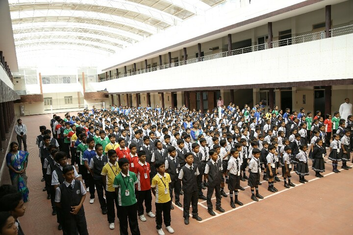 Carmel International School-Morning Assembly