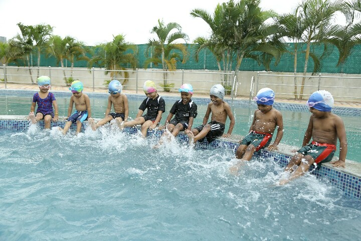 Carmel International School-Swimming Pool
