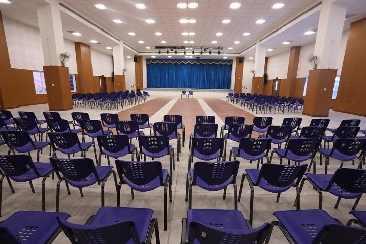 Dr C L Metha Sishya O M R School-Auditorium