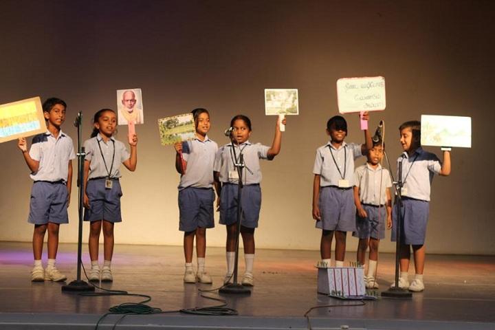Dr C L Metha Sishya O M R School-Recitation