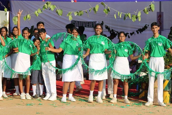 Dr C L Metha Sishya O M R School-Sports Day
