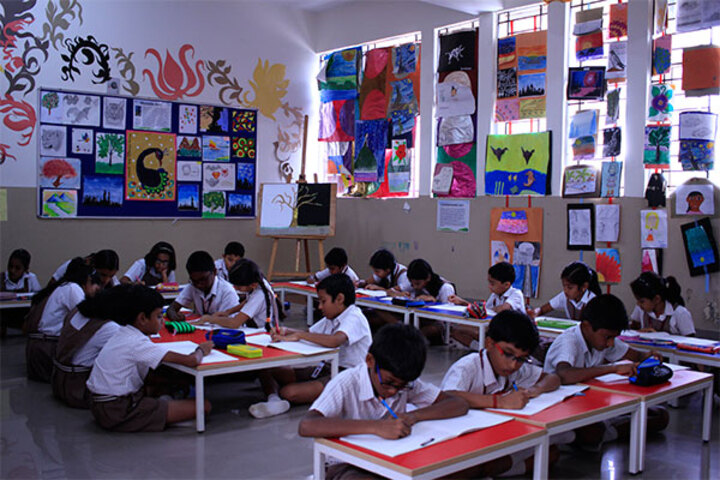 NPS International School-Art Room