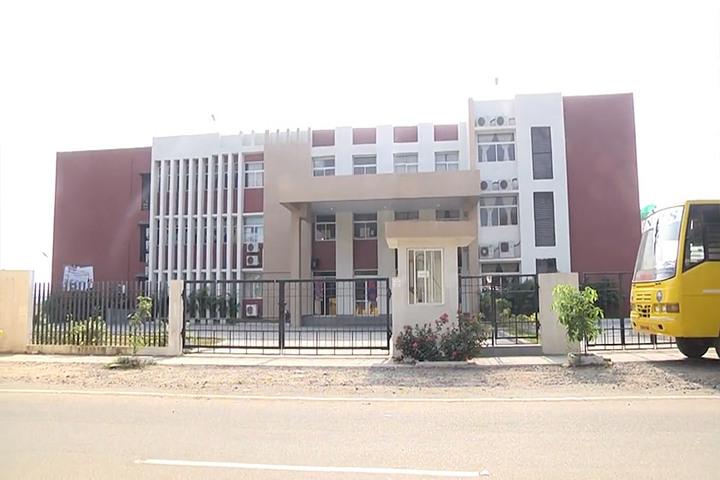 NPS International School-Campus View