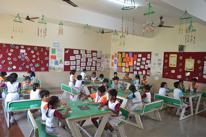 NPS International School-Classroom
