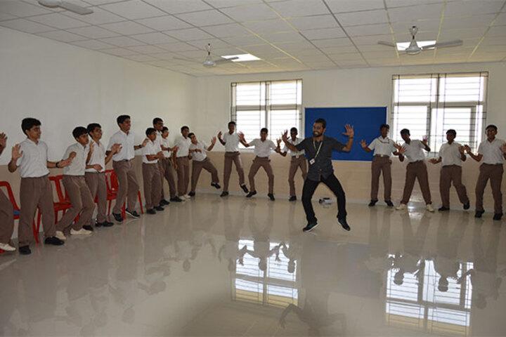 NPS International School-Dance Room