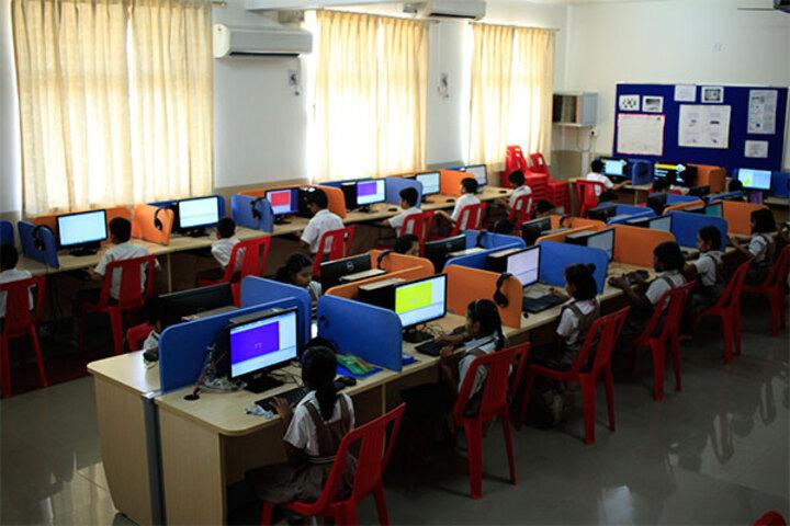 NPS International School-IT Lab