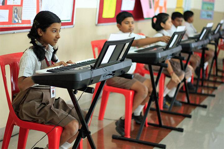 NPS International School-Music Center