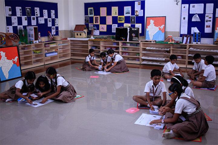 NPS International School-Resource Room