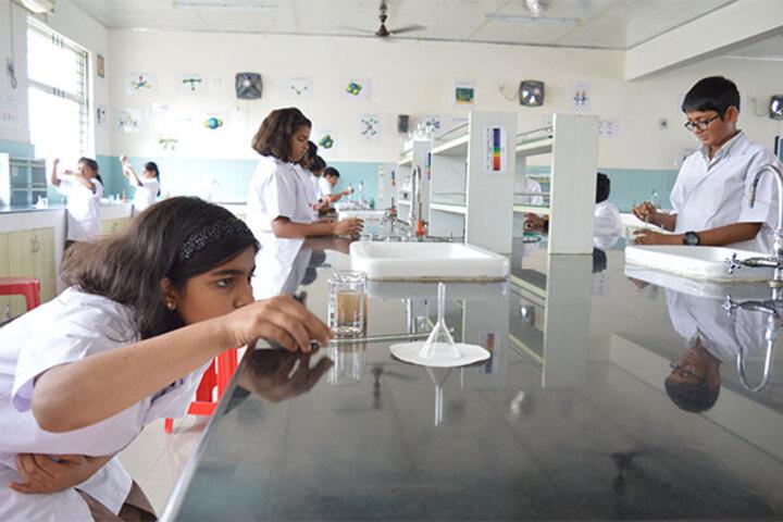 NPS International School-Science Lab