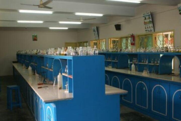 St Michaels Academy-Chemistry Lab