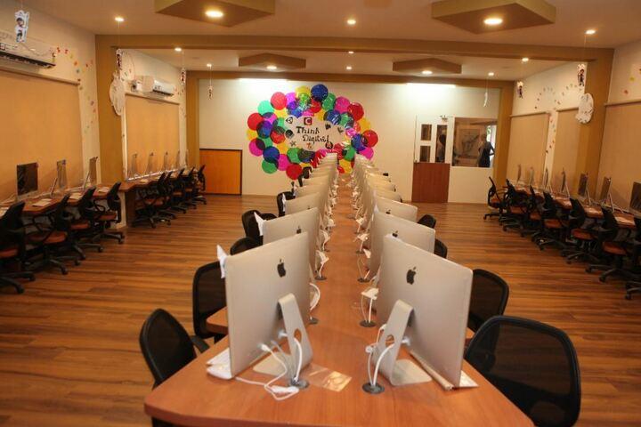 St Michaels Academy-Computer Lab
