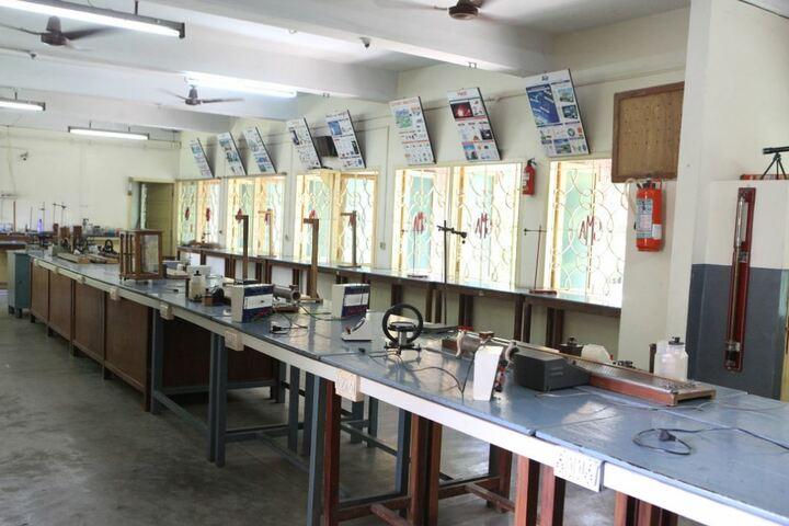 St Michaels Academy-Physics Lab