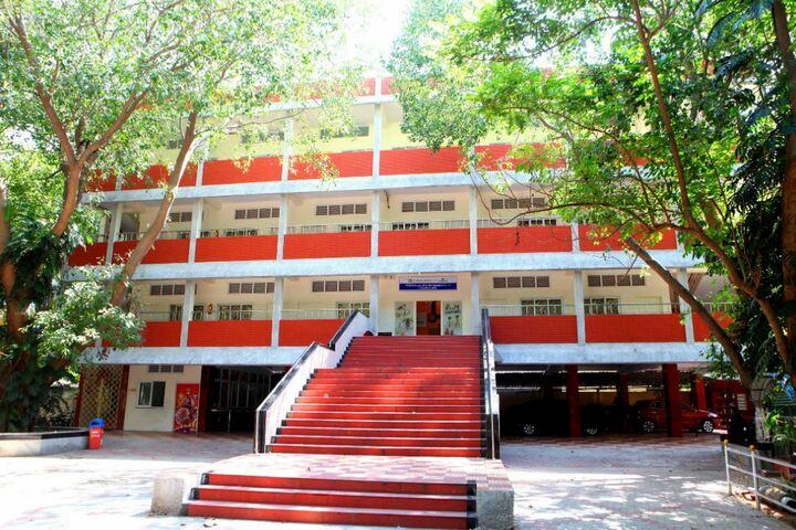 St Michaels Academy-School Entrance