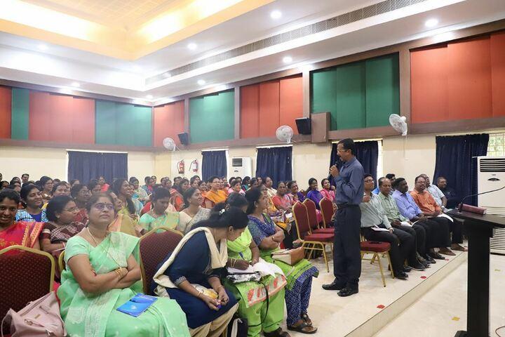 St Michaels Academy-Teachers Seminar Meeting