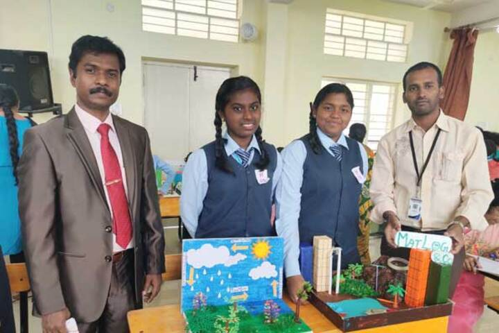 Seventh Day Adventist International Academy-Science Exhibition