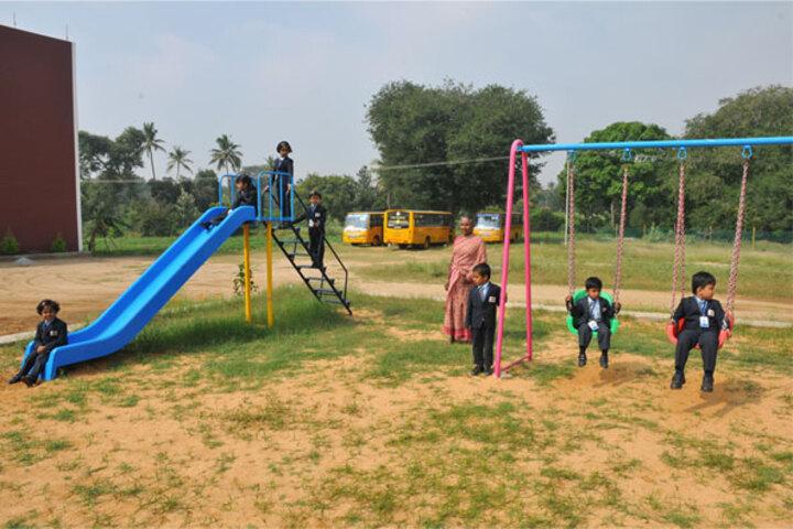 Seventh Day Adventist International Academy-Play area