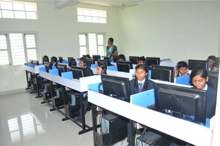 Seventh Day Adventist International Academy-Computer Lab