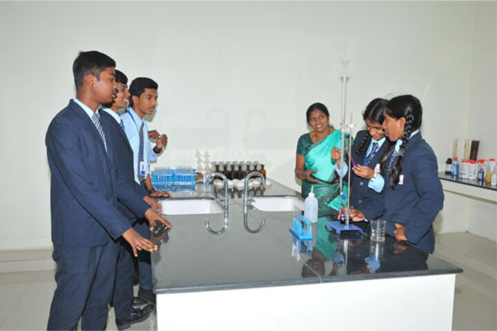 Seventh Day Adventist International Academy-Chemistry Lab