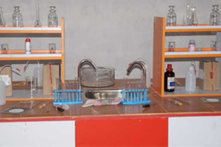 Aachi International School-Chemistry Lab