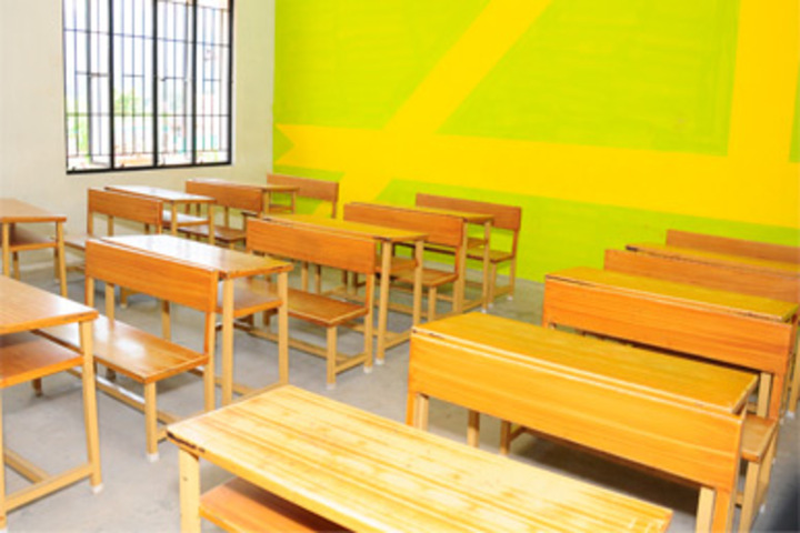 Aachi International School-Class Room